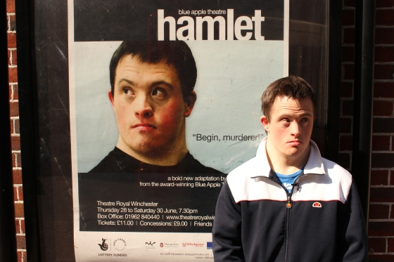 Tommy with Hamlet Poster
